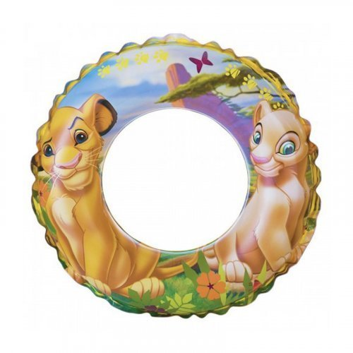 TooMuch SUP, Trampolini in bazeni - intex disney the lion king inflatable swim ring 58258np